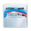 TDK Life on Record Cleaning Cartridge - For Tape Drive - 1 Each - Black TDK27637