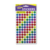 SuperSpots and SuperShapes Sticker Variety Packs, Sparkle Smiles, 1,300/Pack