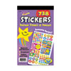 TREND® Sticker Assortment Pack, Super Stars and Smiles, 738 Stickers/Pad TEPT5010