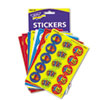 TREND® Stinky Stickers Variety Pack, Praise Words, 432/Pack TEPT6490