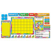 "Year Around Calendar Bulletin Board Set, 22"" x 17"""