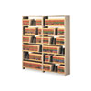 <strong>Tennsco</strong><br />Snap-Together Steel Seven-Shelf Closed Starter Set, 48w x 12d x 88h, Sand