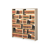 <strong>Tennsco</strong><br />Snap-Together Steel Seven-Shelf Closed Starter Set, 36w x 12d x 88h, Sand