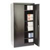 "72"" High Standard Cabinet (Unassembled), 36 x 24 x 72, Black"