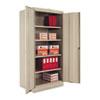 "72"" High Standard Cabinet (Unassembled), 36 x 24 x 72, Putty"