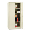 "78"" High Deluxe Cabinet, 36w x 24d x 78h, Putty"