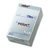 TOPS® Prism Plus Colored Legal Pads, 5 x 8, Gray, 50 Sheets, Dozen TOP63060