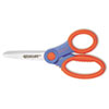 "Westcott® Soft Handle Kids Scissors with Antimicrobial Protection, 5"" Blunt ACM14596"