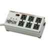 Tripp Lite ISOTEL6ULTRA Isobar Surge Suppressor, 6 Outlets, 6 ft Cord, 3330 Joules TRPISOTEL6ULTRA