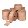 "<strong>General Supply</strong><br />Glass-Fiber Reinforced Gummed Kraft Sealing Tape, 3"" Core, 3"" x 450 ft, Brown, 10/Carton"