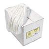 Premium Cut-End Wet Mop Heads, Rayon, 24oz, White, 12/carton