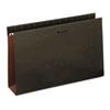 Universal® Three Inch Box Bottom Pressboard Hanging Folders, Legal, Standard Green, 25/Box UNV14153