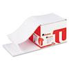 Universal® Computer Paper, 18lb, 9-1/2 x 11, Letter Trim Perforations, White, 2300 Sheets UNV15811
