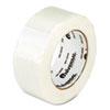 """Universal® 110# Utility Grade Filament Tape, 48mm x 54.8m, 3"""" Core, Clear UNV30048"""
