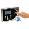Acroprint® timeQplus Biometric Time and Attendance System, Automated ACP010250000