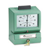 Acroprint® Model 125 Analog Manual Print Time Clock with Date/0-12 Hours/Minutes ACP011070400