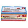 Universal® Standard Self-Stick Bright Pads, 3 x 3, Assorted Bright Colors, 100-Sheet, 12/PK UNV35610