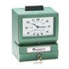 Acroprint® Model 125 Analog Manual Print Time Clock with Date/0-23 Hours/Minutes ACP01107040A