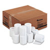 "Universal® 1-Ply Cash Register/Point of Sale Roll, 16 lb, 1/2"" Core, 3"" x 165 ft, 50/Carton UNV42300"