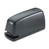 Universal® Electric Full-Strip Stapler w/Staple Channel Release, 15-Sheet Capacity, Black UNV43067