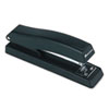 "Universal® Economy Full-Strip Stapler, 20-Sheet Capacity, 3"" Throat, Black UNV43118"