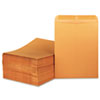 Universal® Catalog Envelope, Center Seam, 11 1/2 x 14 1/2, Brown Kraft, 250/Box UNV45165