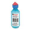 Universal® Squeeze Bottle Moistener, 2 oz, Blue UNV56502