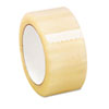 """Universal® General-Purpose Acrylic Box Sealing Tape, 48mm x 100m, 3"""" Core, Clear, 6/Pack UNV63120"""