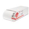 Universal® Dot Matrix Printer Labels, 1 Across, 3-1/2 x 7/16, White, 5000/Box UNV70103