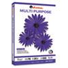 Universal® Multipurpose Paper, 98 Brightness, 20lb, 11 x 17, Bright White, 2500 Shts/Ctn UNV95210