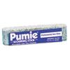 Pumie® Scouring Stick, Pumie, Gray Pumice, 5 3/4 x 3/4 x 11/4, 12 per Box UPM12