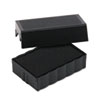 """<strong>Trodat®</strong><br />T4850 Self-Inking Stamp Replacement Pad, 0.19"""" x 1"""", Black"""
