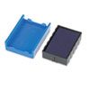 Identity Group Trodat T4850 Dater Replacement Pad, 3/16 x 1, Blue USSP4850BL
