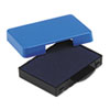 """<strong>Trodat®</strong><br />T5430 Custom Self-Inking Stamp Replacement Ink Pad, 1"""" x 1.63"""", Blue"""