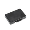 """<strong>Trodat®</strong><br />T5460 Custom Self-Inking Stamp Replacement Ink Pad, 1.38"""" x 2.38"""", Black"""