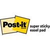 Post-it® Easel Pads Super Sticky