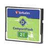 Verbatim 2 GB Compact Flash Card