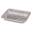 "HFA32035 - Steam Table Aluminum Pan, Half-Size, 1 11/16"" Shallow, 100/Carton"