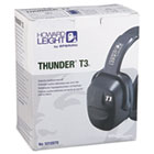 HOW1010970 - Thunder T3 Dielectric Earmuffs, 30NRR, Black