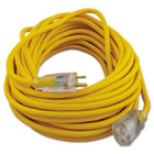 COC01488 - Polar/Solar Outdoor Extension Cord, 50ft, Yellow