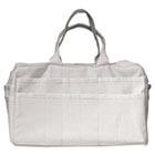 ATA73110 - Canvas Organizer Bag, 24 Pockets, 16in