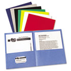 Two pocket folders & more from Avery Dennison
