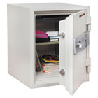 FIRKF16122WHE - Two Hour Fire and Water Safe, 1.48 ft3, 18-1/5 x 18-1/3 x 21-3/4, White