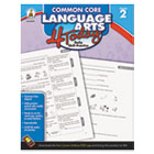CDP104597 - Common Core 4 Today Workbook, Language Arts, Grade 2, 96 pages