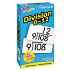 TEPT53106 - Skill Drill Flash Cards, 3 x 6, Division