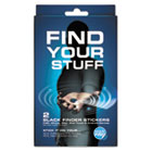 SMD02218 - Stick-N-Find Bluetooth Location Tracker, 2/Pack