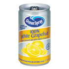 OCS00866 - 100% Juice, White Grapefruit, 5 1/2 oz Can