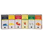 BTC16578 - Assorted Tea Packs, Six Flavors, 28/Box, 168/Carton
