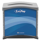 GPC54527 - EasyNap Napkin Dispenser, 5 9/10 x 7 12/25 x 6 16/25 Blue/Gray/Black