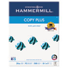 HAM105007 - Copy Plus Copy Paper, 92 Brightness, 20lb, 8-1/2 x 11, White, 5000 Sheets/Carton